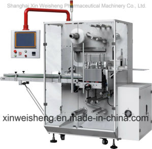 Kzj-350 Fully Automatic Film Baling Machine for Pharmaceutical (manufacture)