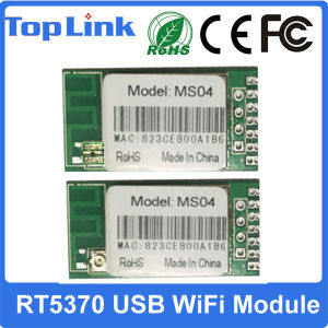 Top-Ms04 Rt5370 150Mbps Mini USB Wireless WiFi Embedded Module for Android Device with Ce FCC pictures & photos
