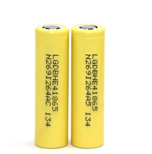 18650 LG He4 Rechargeable Lithium-Ion Battery 2500mAh/35A pictures & photos