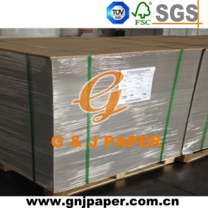 Good Quality 787*1092mm Duplex Board in Grey Back for Sale pictures & photos
