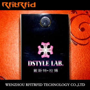 Whole Aluminum Etching RFID Clothing RFID Label pictures & photos