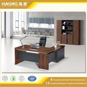 China Manufacturer Fancy Office Furniture Manager Executive Desk pictures & photos