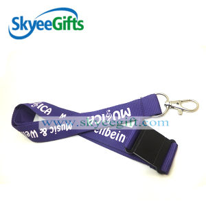 Eco Friendly Screen Printed Cheap Custom Lanyards pictures & photos