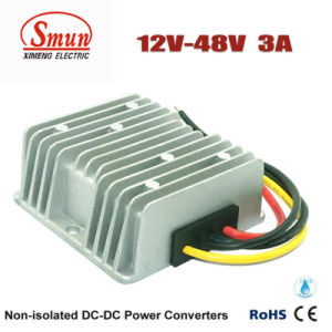 12V to 48V 3A 144W DC-DC Converter Car Power Supply pictures & photos