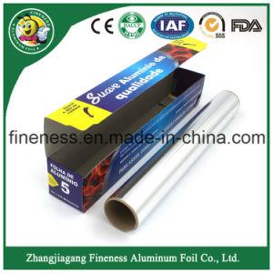 Soft Household Aluminum Foil Paper pictures & photos