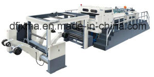 Dual Knife Synchro-Fly Paper Sheeter Machine pictures & photos