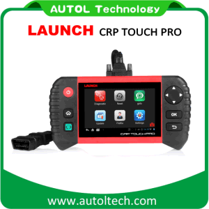 100% Original Launch Creader Crp Touch/Touch PRO Full System Diagnostic Epb/DPF/TPMS/ Service Reset /Golo /Wi-Fi Update Online Crp Touch PRO pictures & photos