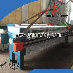 Dyeing Wastewater Treatment Chamber Plate Filter Press pictures & photos