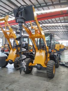 Skid Steer Loader, Wheel Loader, Construction Machinery with Diesel Engine pictures & photos