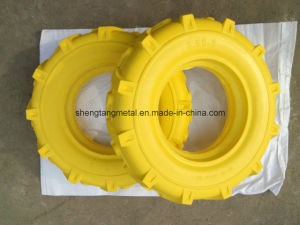 Electric PU Foam Wheel for Wheelbarrow pictures & photos