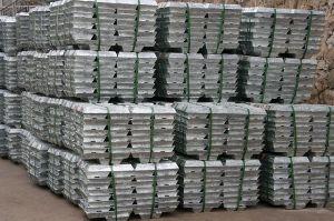 High Grade Zinc Ingot Price, Zinc Alloy Ingot 99.99% Shg Zinc Ingot 99.995 pictures & photos