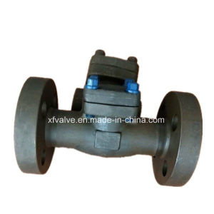 1500lb 2500lb Forged Carbon Steel A105 Flange End Check Valve pictures & photos