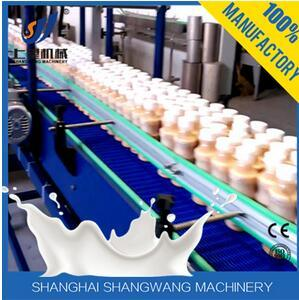 Stirring Type Yoghurt Filling Machine/Solidification Type Yofurt Production Line pictures & photos