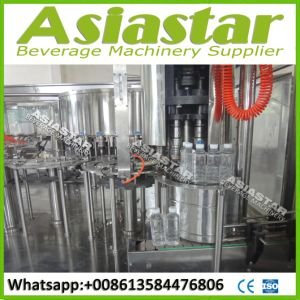 Turnkey Project Fully Automatic Drinking Mineral Pure Water Filling Machine pictures & photos