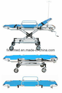 Emergency Rescue Patient Stretcher Trolley pictures & photos
