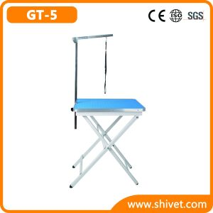 Portable Foldable Grooming Table (GT-5) pictures & photos