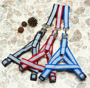 Pet Dog Adjustable Harness & Leash (lsh2004) pictures & photos
