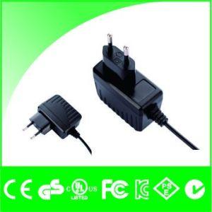 110V-240V 5V 1A EU Plug Power Supply Switching Adapter pictures & photos