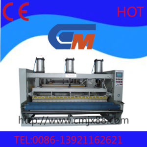 High Efficiency Automatic Fabric&Leather Embossing Machine