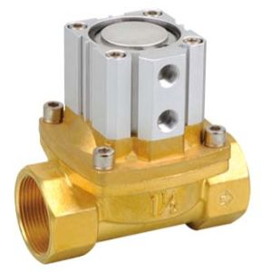 2q Series Air Control Two Way Valve Two-Position Air Flow Control 2q400-40