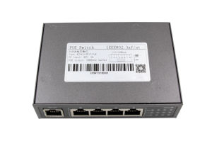 Fast 100m 60W 4 Port Poe Switch Poe pictures & photos