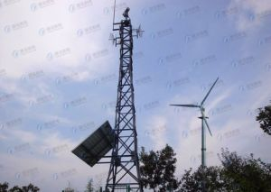Angle Steel Structure Lattice Tower pictures & photos