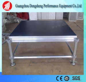 Hot Sale Aluminium Mobile Smart Stage for Sporting Events pictures & photos