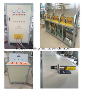 Super Audio Frequency Induction Annealing Tempering Machine for Wire Rebar pictures & photos