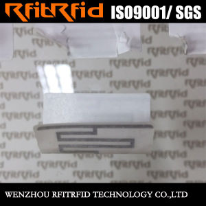UHF Passive Anti-Tearing Glossy Paper RFID Tag