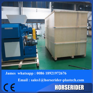 High Quality Plastic Sheet Shredding Machine pictures & photos