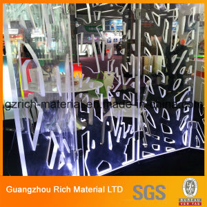Thick Clear/Transparent Cast Acrylic Sheet Perspex Plexiglass Acrylic Sheet pictures & photos