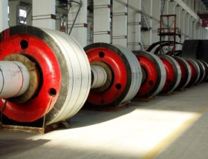 Pengfa Supply Long-Life Supporting Roller Used for Cement Plant pictures & photos