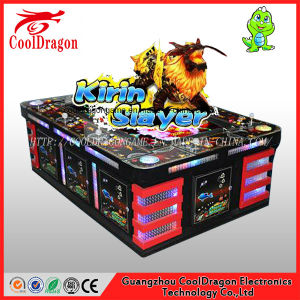 8 Players Fishing Amusement Game Machine Coin Operated Fish Game for Sale pictures & photos