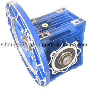 Chenxin Single Worm Gear Box and Worm Gear Speed Reducer pictures & photos