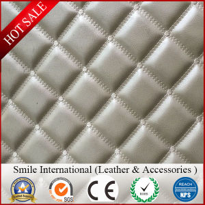 Synthetic Leather for Sofa and Car Seat PVC Leather pictures & photos