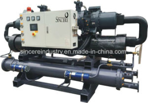 Big Screw Water Cooled Chiller pictures & photos