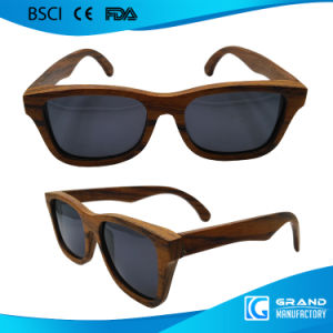 2017 Summer Handmade Custom Wood Sunglasses pictures & photos
