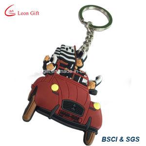 Factory Direct Sale 3D Rubber/PVC Keychain pictures & photos