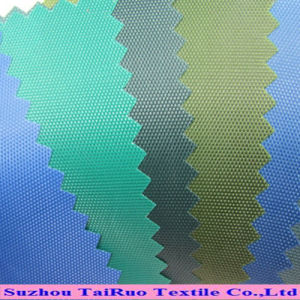 100% Polyester Oxford Fabric PU Coated 42 Colors Available Large Quantity in Stock pictures & photos
