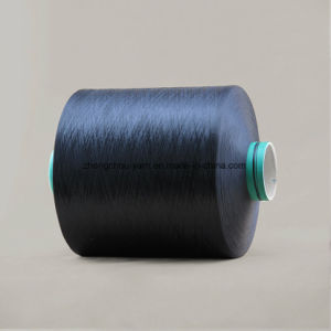 100% Polyester Ddb 300d/72f Nim Grade AA Yarn pictures & photos