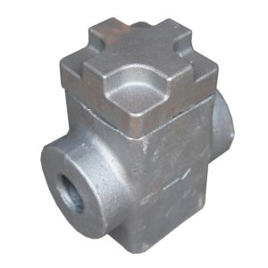 ATV Parts Spare Parts Trailer Axle Flange Pump Casting pictures & photos
