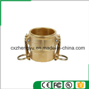 Brass Camlock Couplings/Quick Couplings (Type-D) pictures & photos