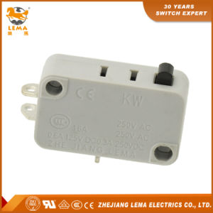 Lema Kw7-0y CCC Ce UL VDE Solder Terminal Micro Switch pictures & photos