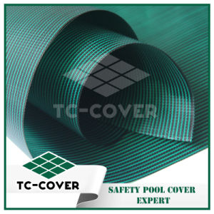 Green Color High Tear Strength Mesh Fabric pictures & photos