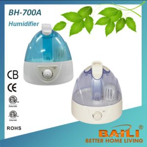 High Quality Ultrasonic Humidifier with Rainbow LED Night Light pictures & photos