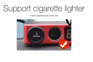 Multi-Car Adaptor C20 2 USB Port with 3.1A Output, 2 Cigarette Lighter to Expand pictures & photos