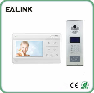 Video Door Entry System for Apartment (M2604A+D21CD) pictures & photos