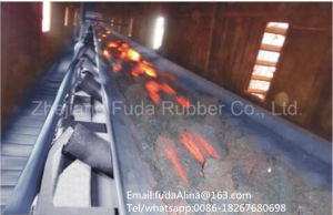Top Sale Moulded Edge DIN Standard Ep Rubber Conveyor Belt for Industry pictures & photos