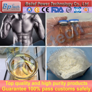Muscle Building Depot Testosterone Enanthate Steroid Hormone Steroid Powder Steroid pictures & photos