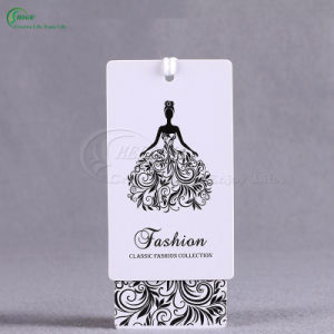 Beautiful Garment Label for Sale (KG-PA034) pictures & photos
